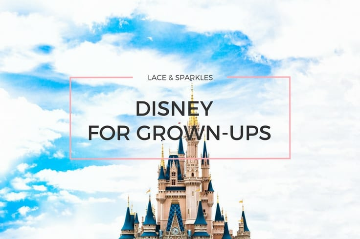 DISNEY FOR GROWN UPS - Lace & Sparkles