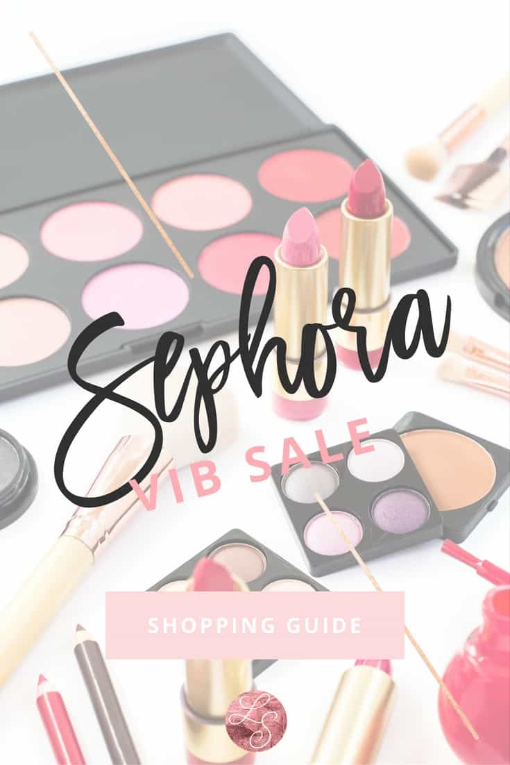 IT'S HERE: SEPHORA VIB AND VIB ROUGE SALE!