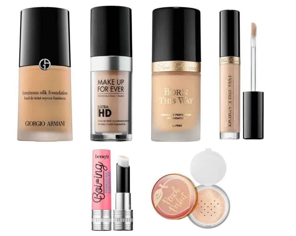 Sephora VIB SALE Foundations - Lace & Sparkles