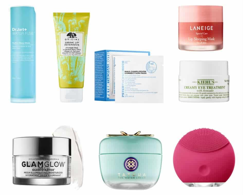 Sephora VIB SALE Skincare - Lace and Sparkles