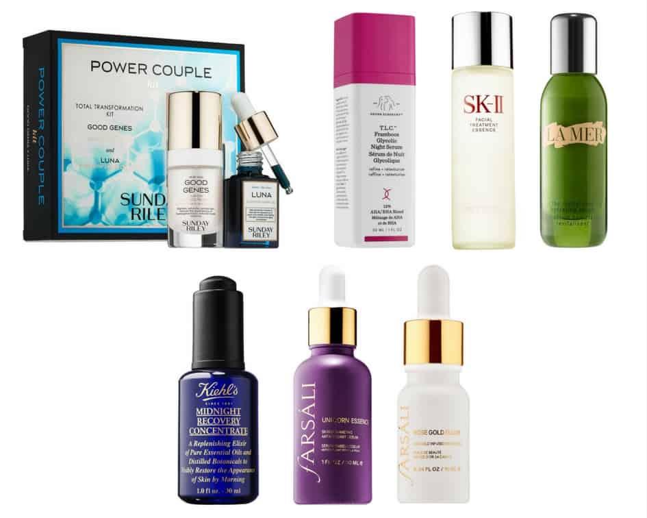Sephora VIB SALE Skincare Serums - Lace & Sparkles