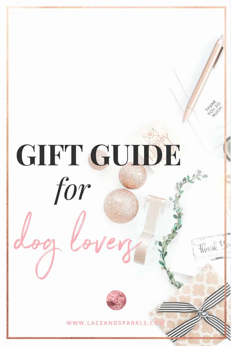 GIFT GUIDE: DOG LOVERS