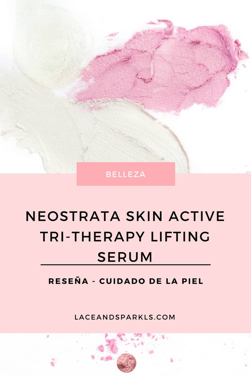 Neostrata Serum - Lace and Sparkles